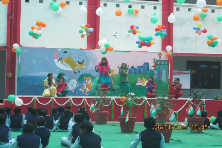RSP Academy- Republic day