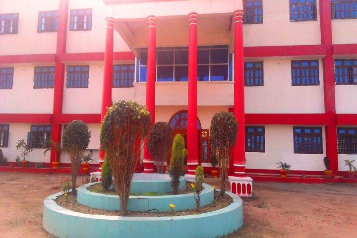 RSP Academy- School Building
