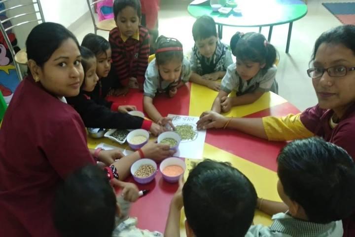 Rudra International Public School- Art and craft