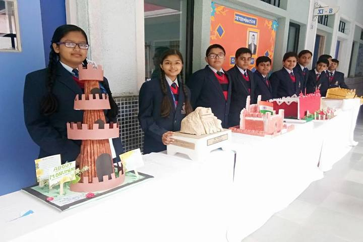 Ryan International School-Exhibition