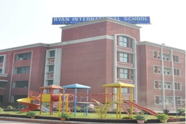 Ryan International School-School Building