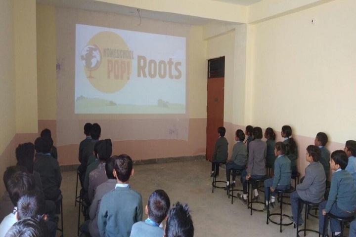 S A V Inter College-Audio Visual Room