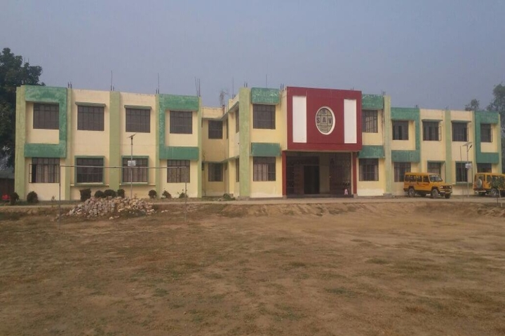 S A V Inter College-School Building