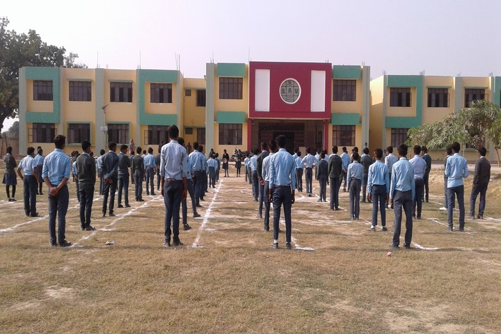 S A V Inter College-assembly