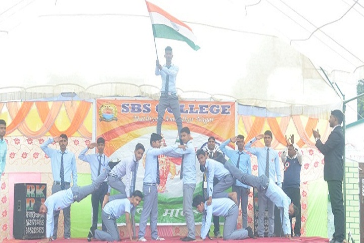 S B S College-Events