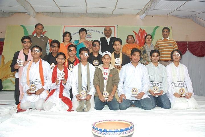 DAV Senior Secondary School-Activities