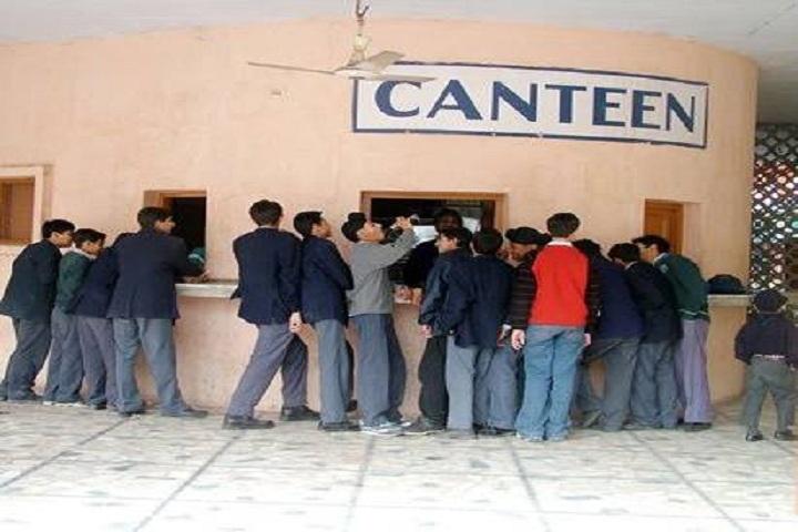 DAV Senior Secondary School-Canteen