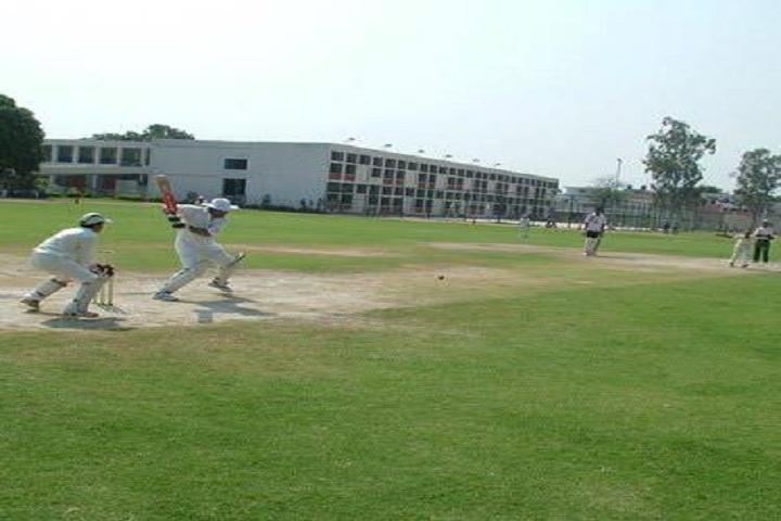 DAV Senior Secondary School-Sports