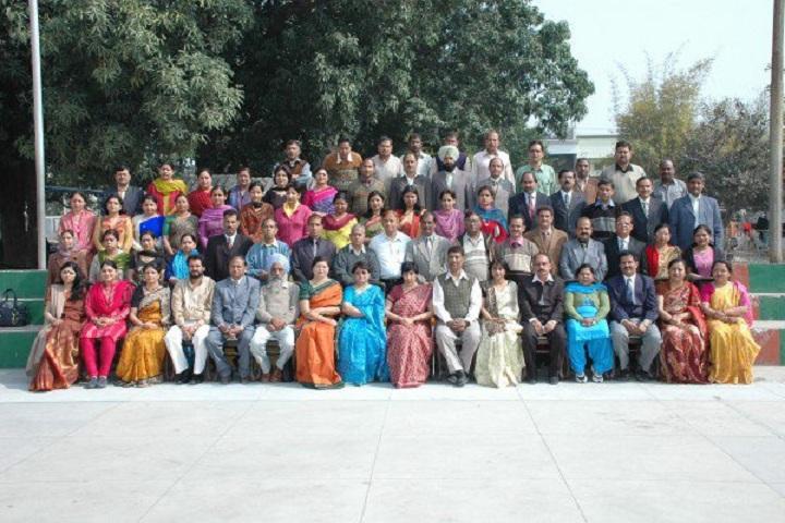 DAV Senior Secondary School-Staff