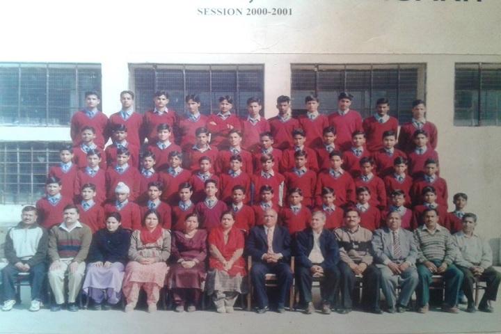 DAV Senior Secondary School-Students