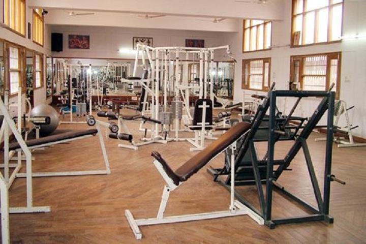 dav sr secondary school-gym