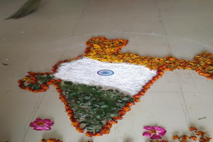 S D Mother International School- Republic day