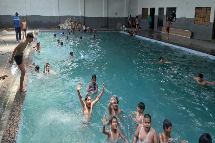S J S Public School-Summer Camp