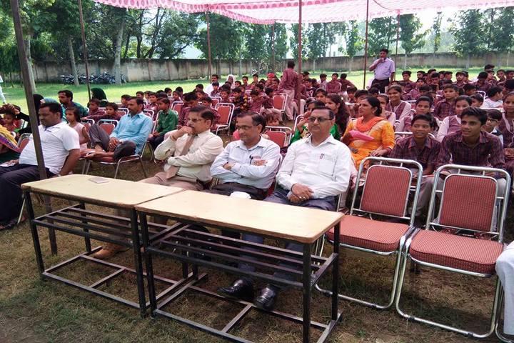 S P M Dav Public School- Event