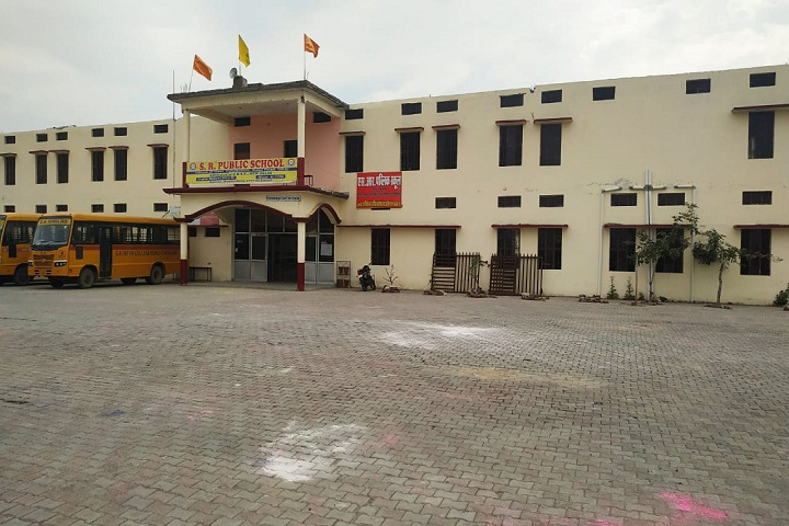 S R Public School-Campus View