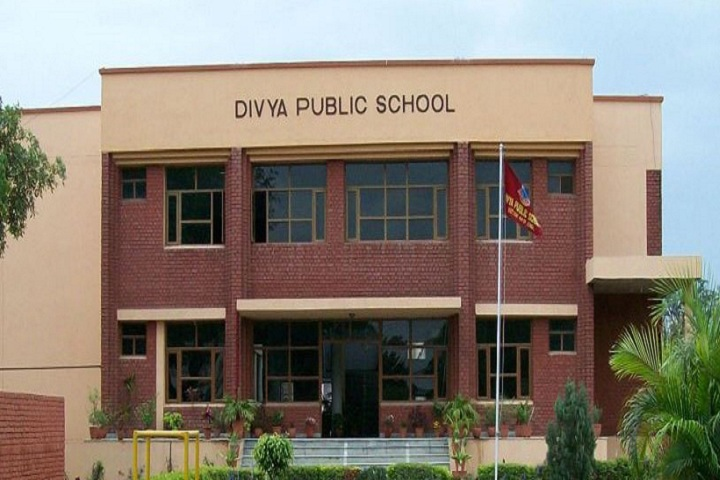 Divya Public School-Campus View