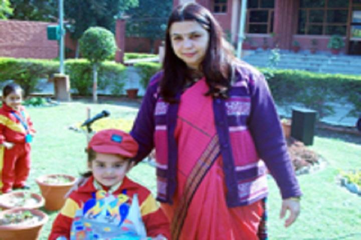 Divya Public School-kindergarden