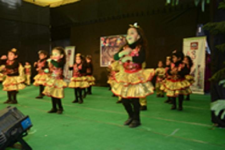 Divya Public School- Annual Day
