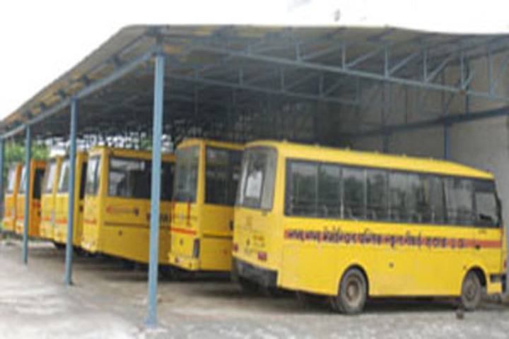 S S Memorial Senior Secondary Public School- Transport