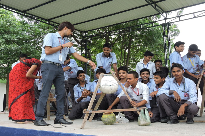 Sushila Singh Public School- Event2