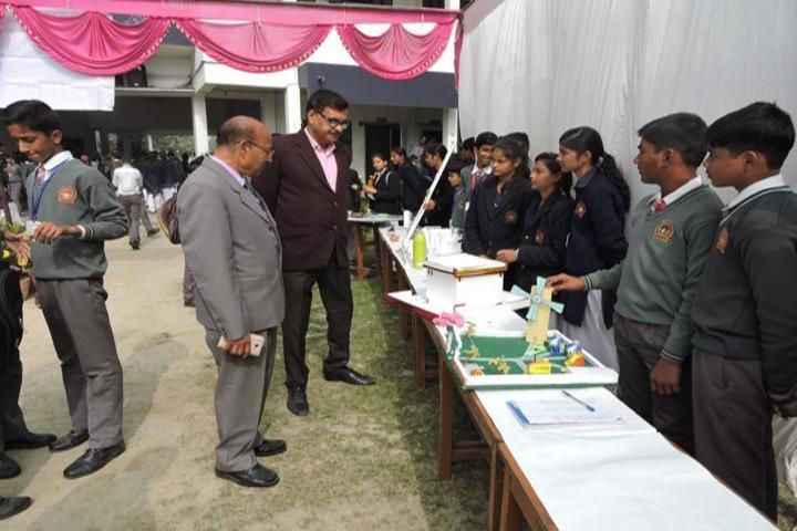 Sushila Singh Public School- Exhibition