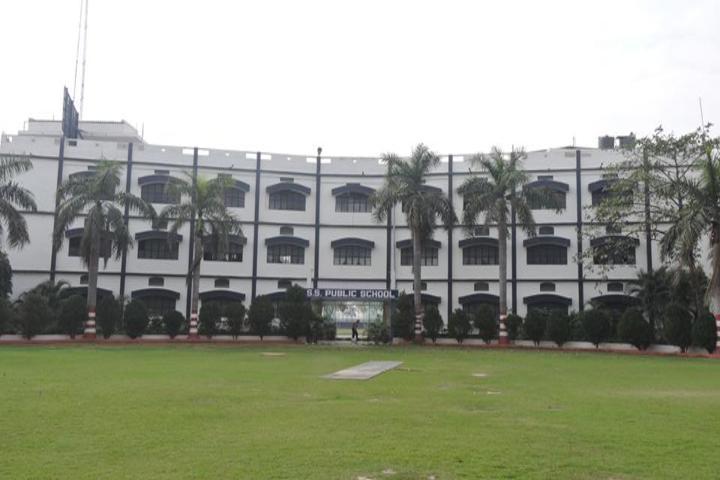 Sushila Singh Public School- School Building