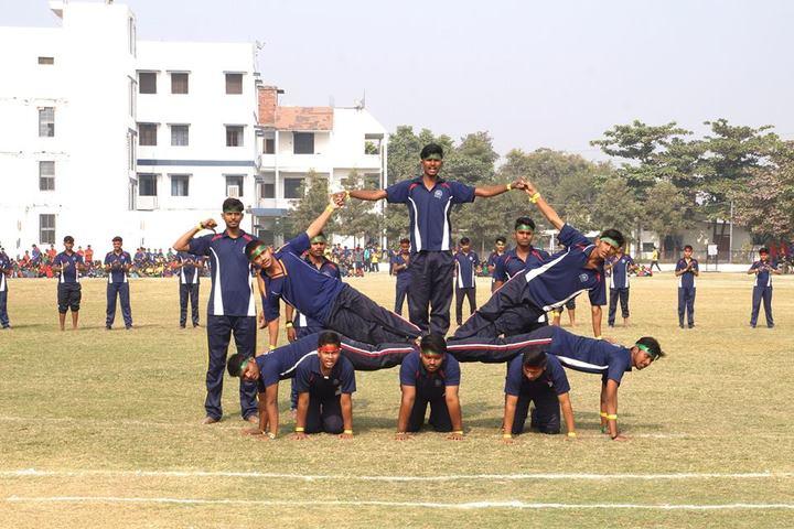 Sushila Singh Public School- Sports day