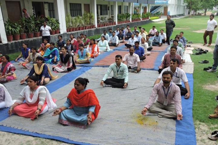 Sushila Singh Public School- Yoga