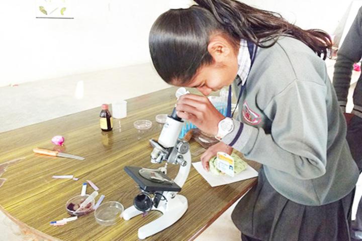 S V Children School-Laboratory