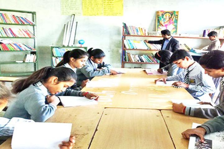 S V Children School-Library