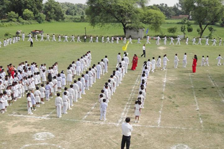 S V Children School-Sports Day