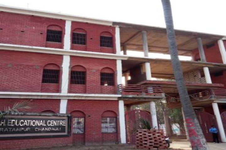 Sah Educational- School Building