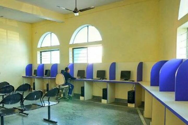 S R S International School-Computer Lab