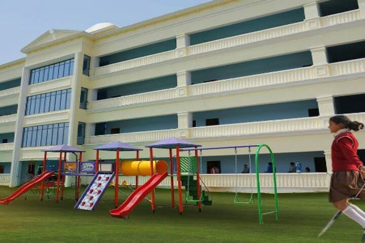 S R S International School-Play Ground