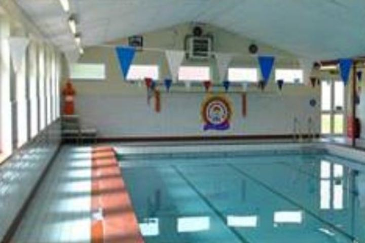 S R S International School-Swimming Pool