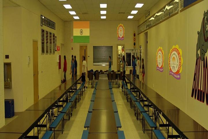 S R S International School-Canteen