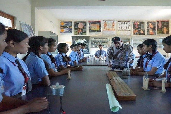 S R S International School-Laboratory