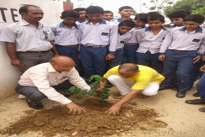 SD International School- Earth day