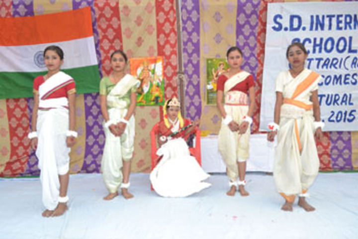 SD International School- Event1