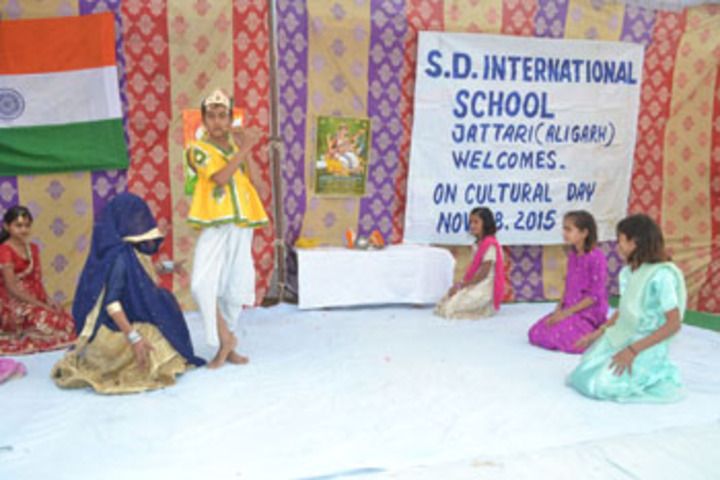 SD International School- Event4