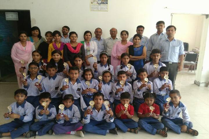 SD International School- Prizes