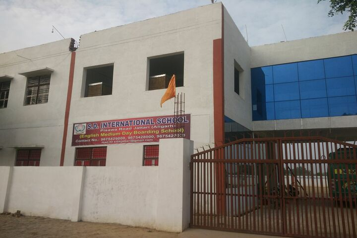SD International School- School Building