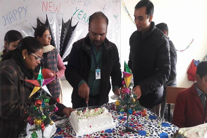 S D College-New Year Celebrations