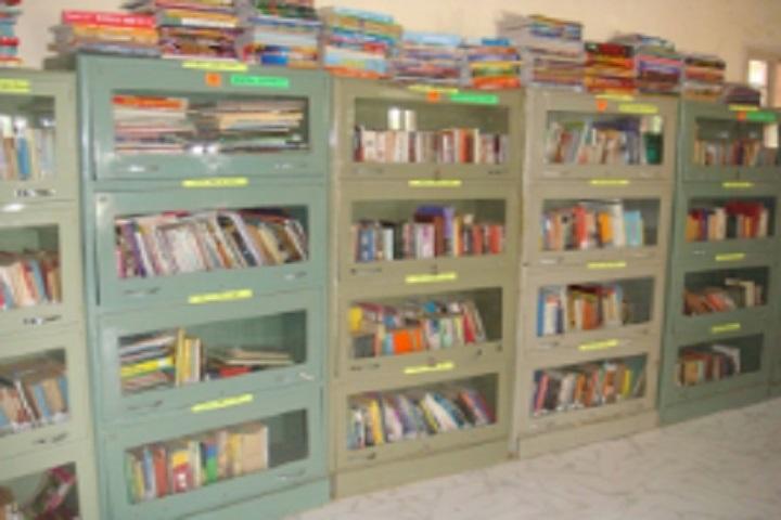 SJS Public School-Library