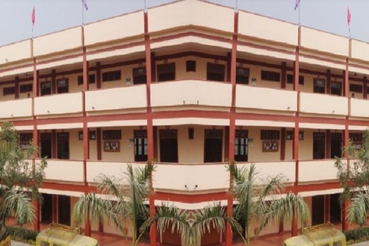 SJS Public School-School building