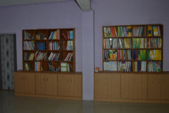 SKD Public School- Library