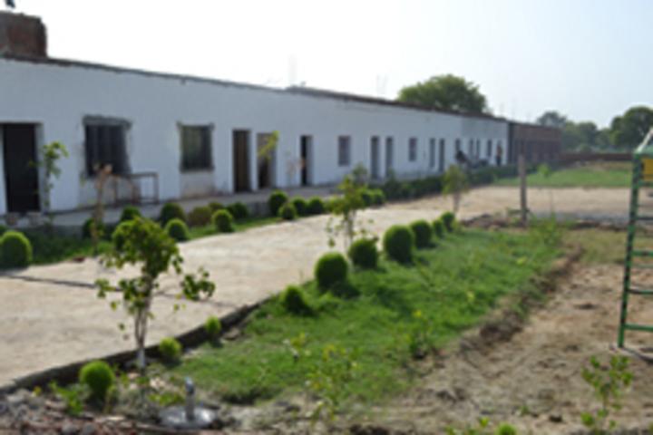 SKD Public School- School Campus