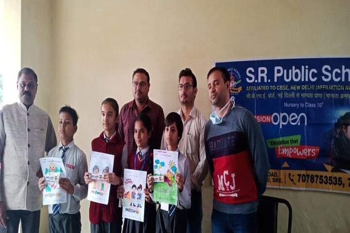 S R Public School-Drawing Competition