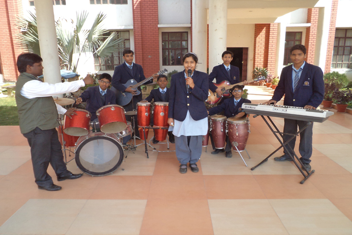 S R International School-Music