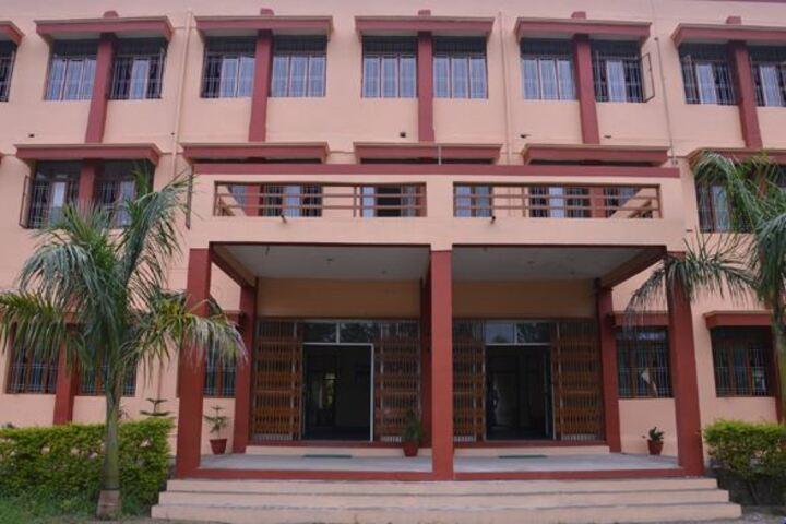 S S Bajwa Modern Academy- Building